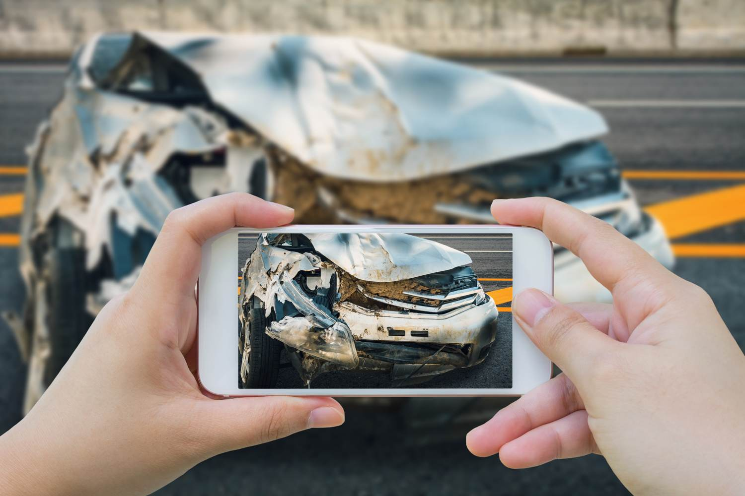 Making a traffic accident claim: what you need to know