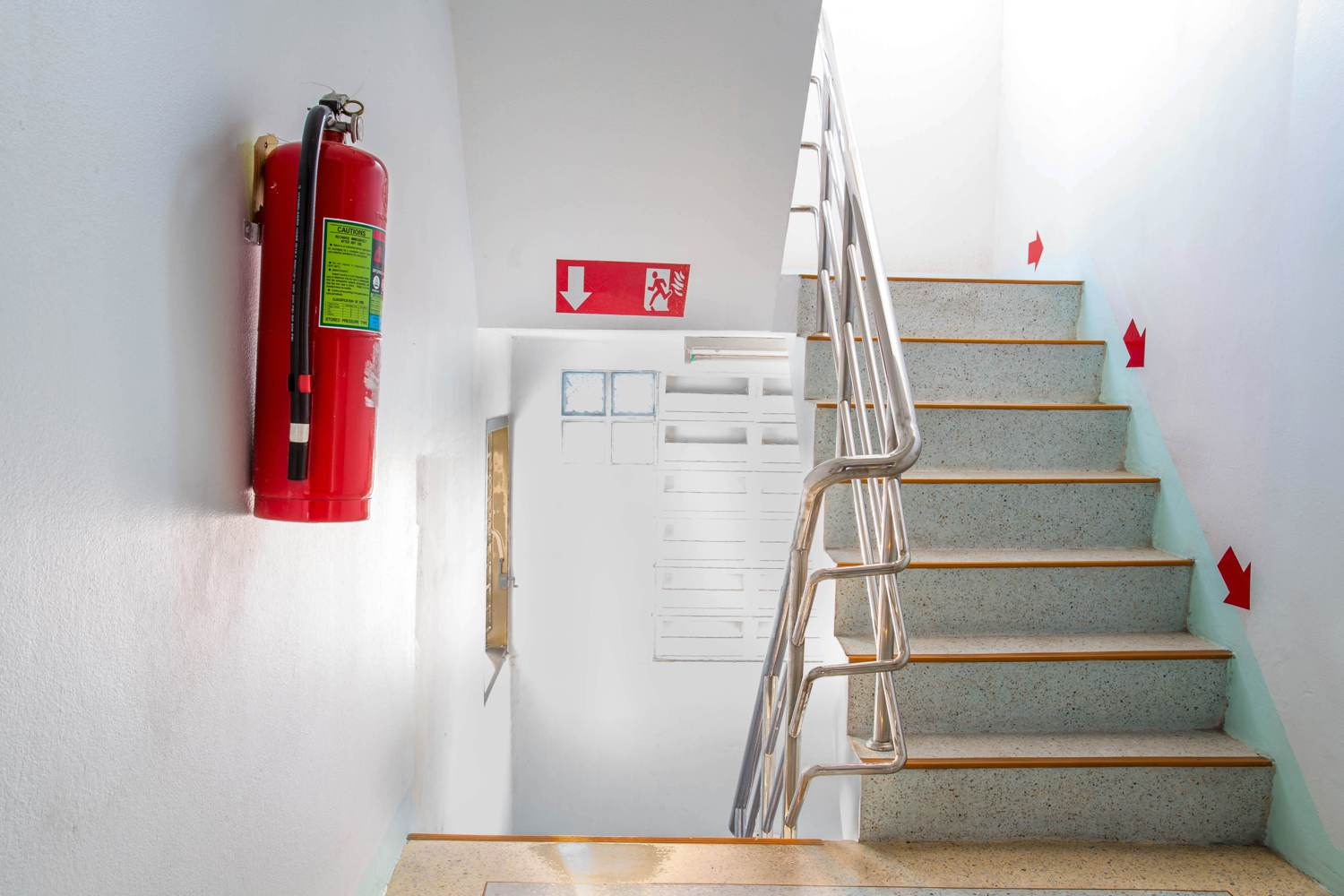 Fire safety in modern building