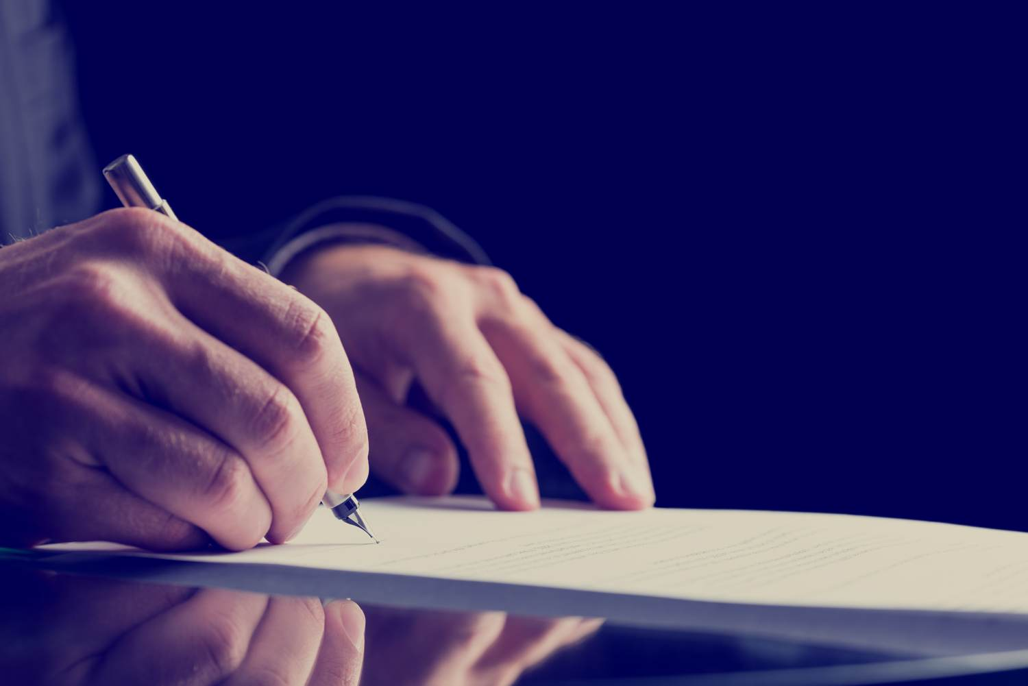 Signing a statutory will
